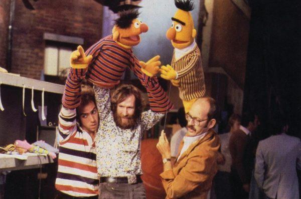 Jim Henson, Frank Oz, Richard Hunt