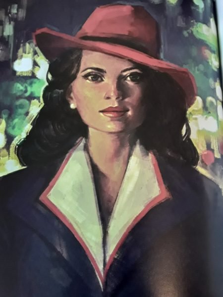 Peggy Carter, as portrayed by Haley Atwell