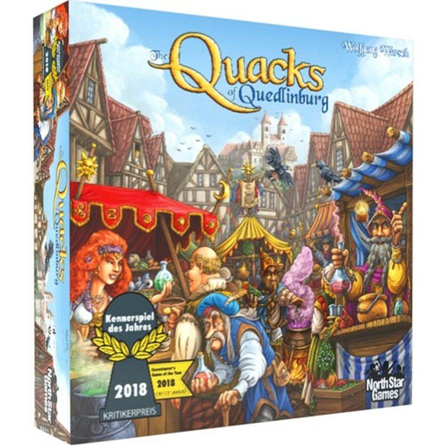 Quacks Cover