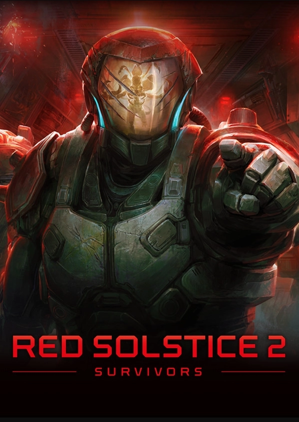 The Red Solstice cover