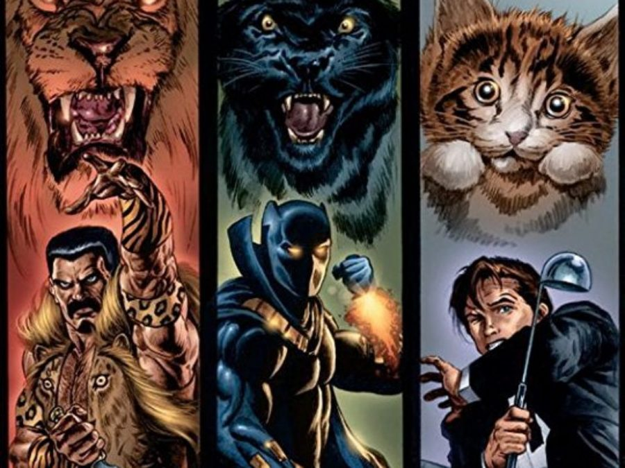 Kraven the Hunter, Panther, Everett Ross