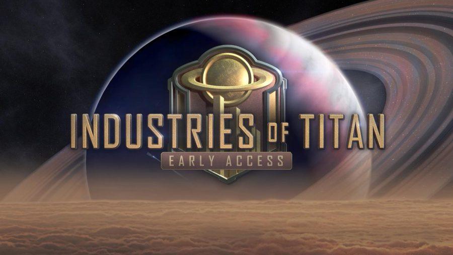 Industries of Titan logo