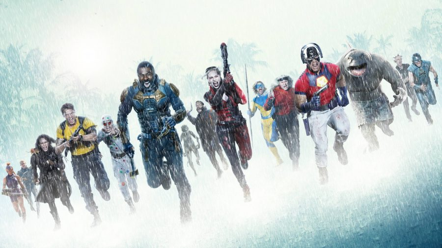 The Suicide Squad featured