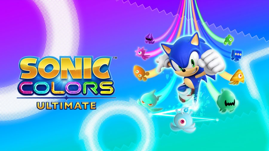 Sonic Colors Ultimate cover art